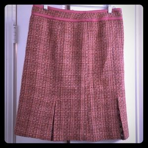 Adorable pleated Sigrid Olsen skirt